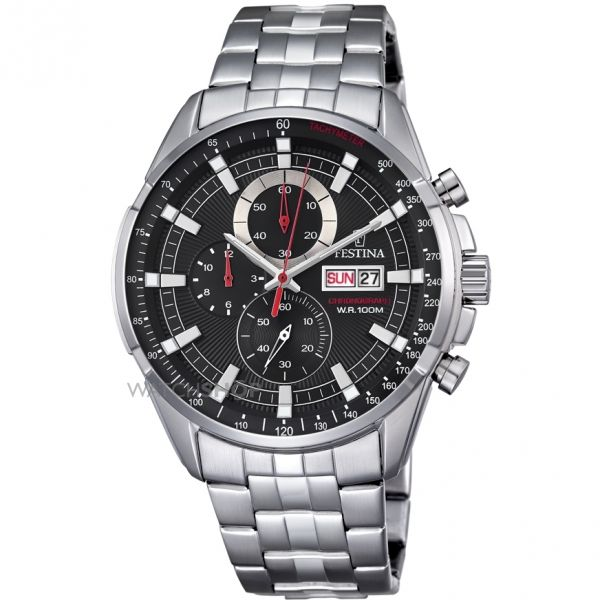 Mens Festina Chrono Chronograph Watch F6844/4
