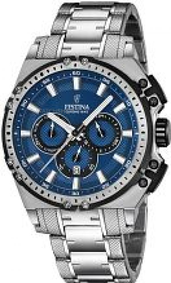 Mens Festina Chronobike 2016 Chronograph Watch F16968/2