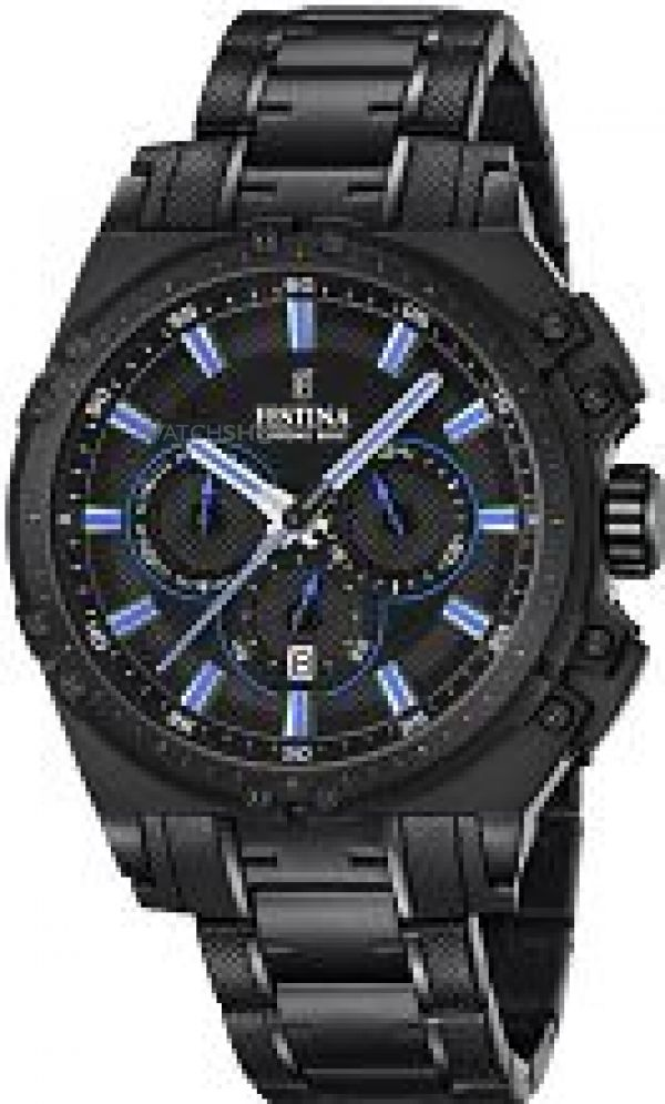 Mens Festina Chronobike 2016 Chronograph Watch F16969/2