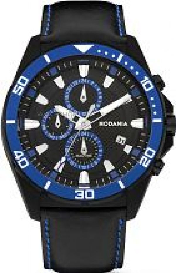 Mens Rodania Energy Chronograph Watch RF2610659