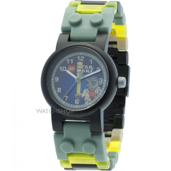 Childrens LEGO Star Wars Yoda Watch 8020295
