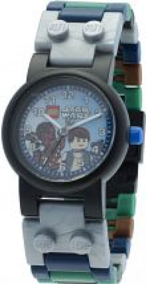 Childrens LEGO Star Wars Han Solo and Chewbacca Watch 8020400