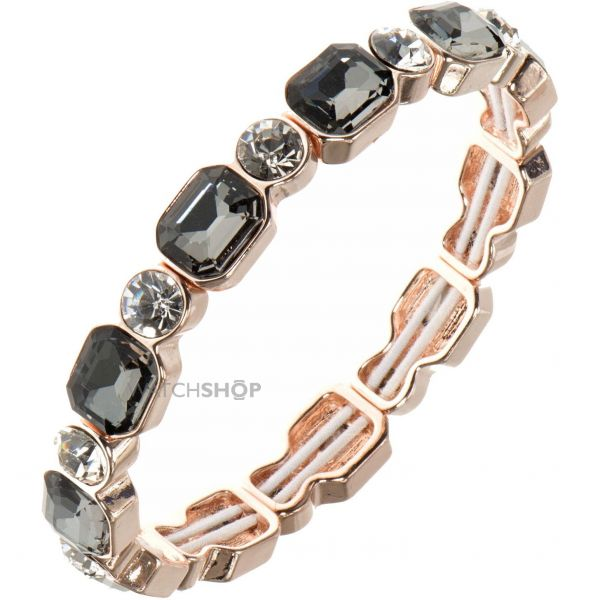 Ladies Anne Klein Rose Gold Plated Bright Nights II Bracelet 60439827-9DH
