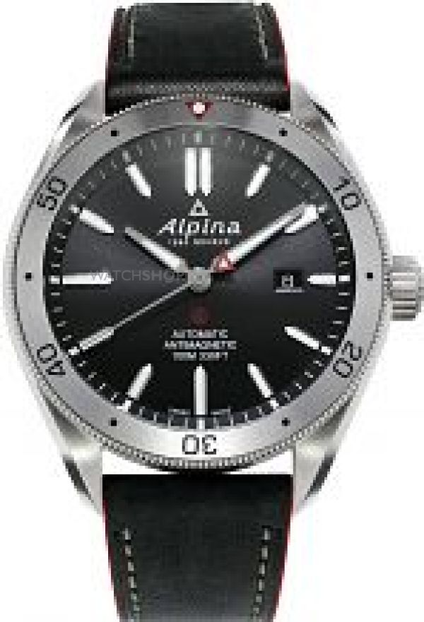 Mens Alpina Alipner 4 Automatic Watch AL-525BS5AQ6