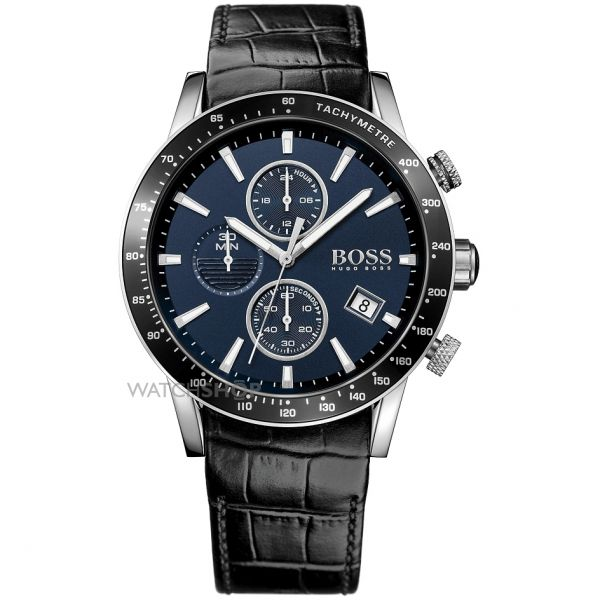Mens Hugo Boss Rafale Chronograph Watch 1513391