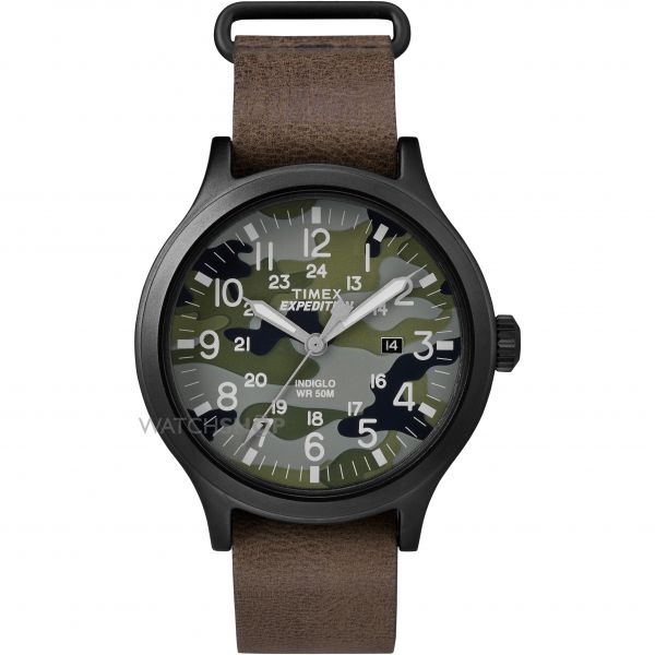 Mens Timex Scout 43 Watch TW4B06600
