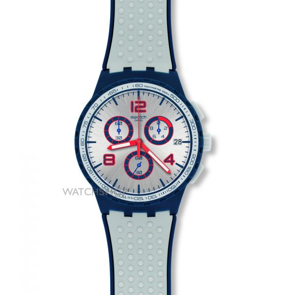 Swatch Unisex Humpy Bumpy Chronograph Watch SUSN411