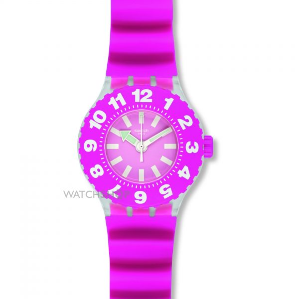 Unisex Swatch Die Rose Watch SUUK113