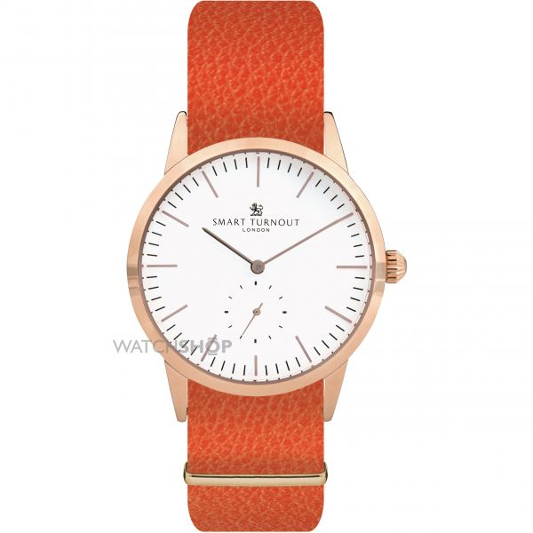 Ladies Smart Turnout Signature Watch STK3/RO/56/W-ORA