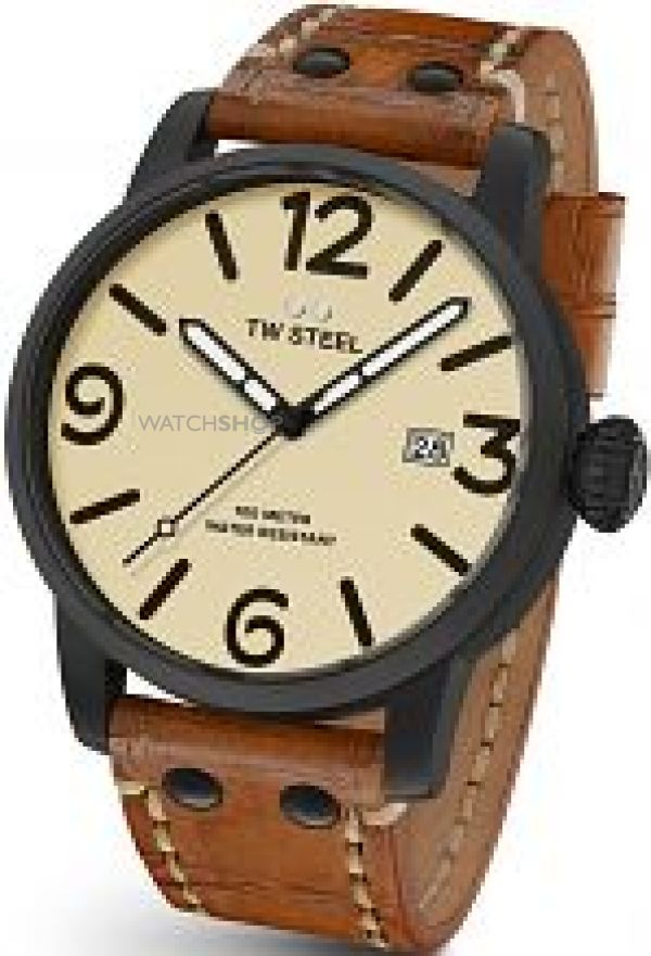 Mens TW Steel Maverick 47mm Watch TWMS42