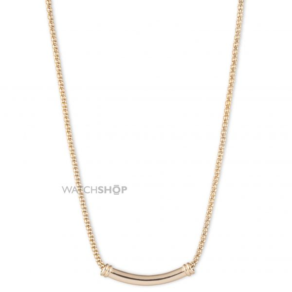 Ladies Anne Klein Gold Plated Necklace 60389680-887