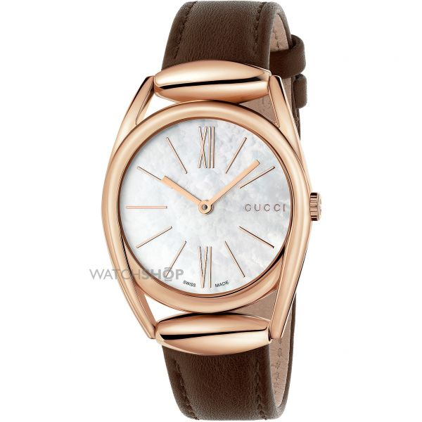 Ladies Gucci Horsebit Watch YA140507