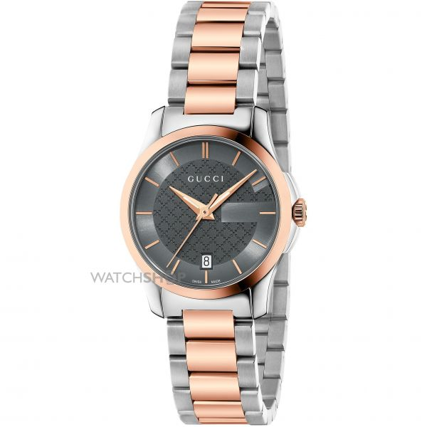 Ladies Gucci G-Timeless Watch YA126527