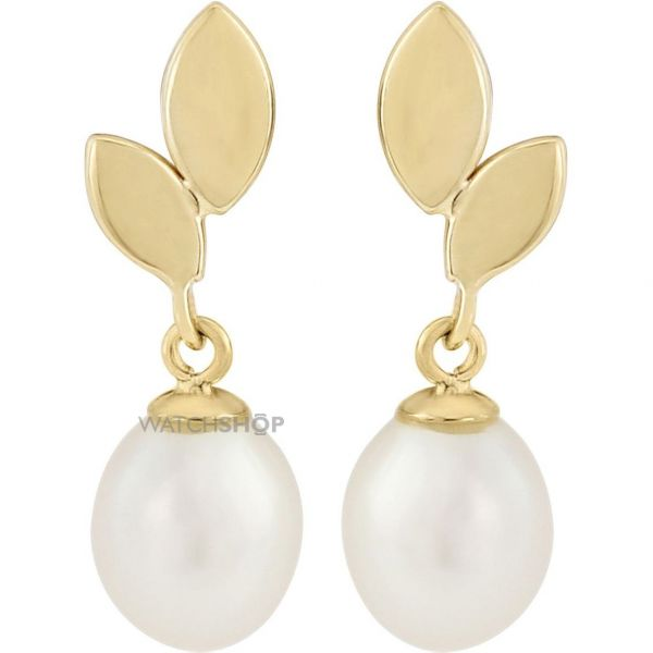 Cultured Pearl Earrings