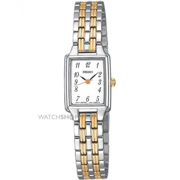 Ladies Seiko Watch SXGL61P9