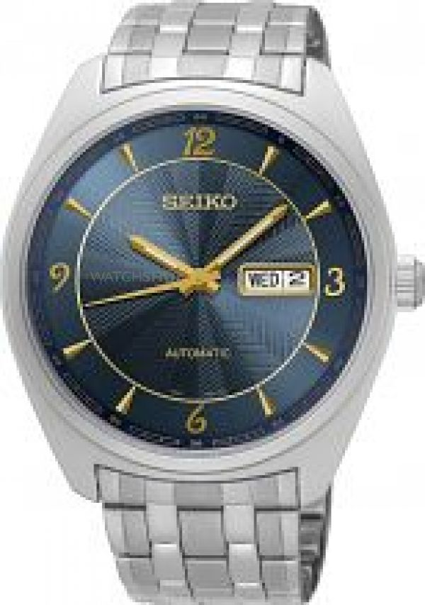 Mens Seiko Automatic Watch SNKP01P9
