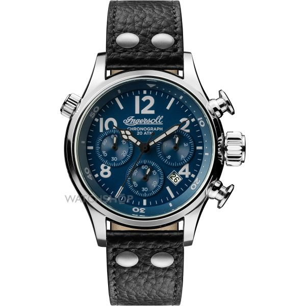 Mens Ingersoll The Armstrong Chronograph Watch I02001