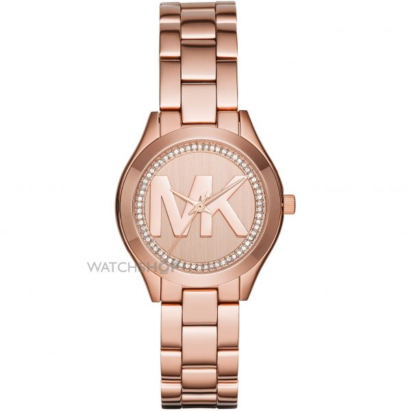 Ladies Michael Kors Mini Slim Runway Watch MK3549