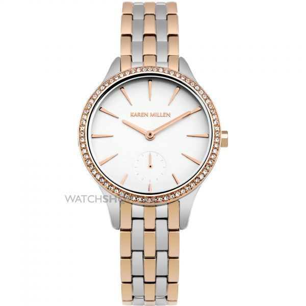 Ladies Karen Millen Watch KM112SRGMA