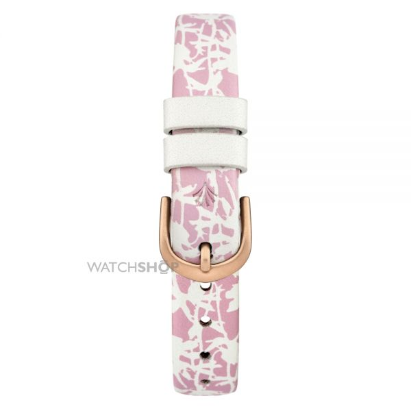 Ladies House Of Florrie Straps PVD rose plating Eleanor Strap HFS009P