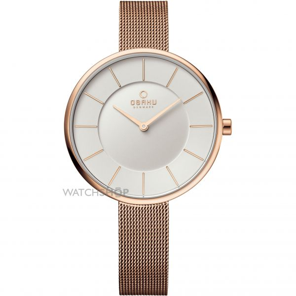 Ladies Obaku Sand Watch V185LXVIMV