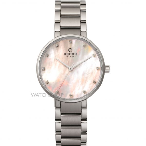 Ladies Obaku Glad Watch V189LXCPSC