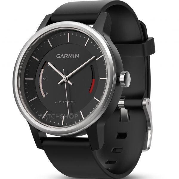 Unisex Garmin Vivomove Sport Bluetooth Activity Tracker Watch 010-01597-00