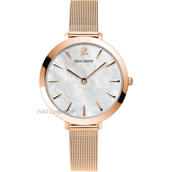 Ladies Pierre Lannier Week End Linge Basic Watch 018N998
