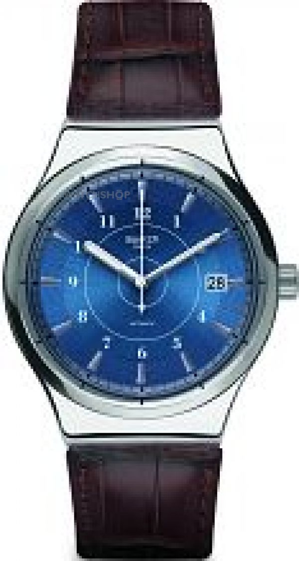 Mens Swatch Sistem Fly Automatic Watch YIS404