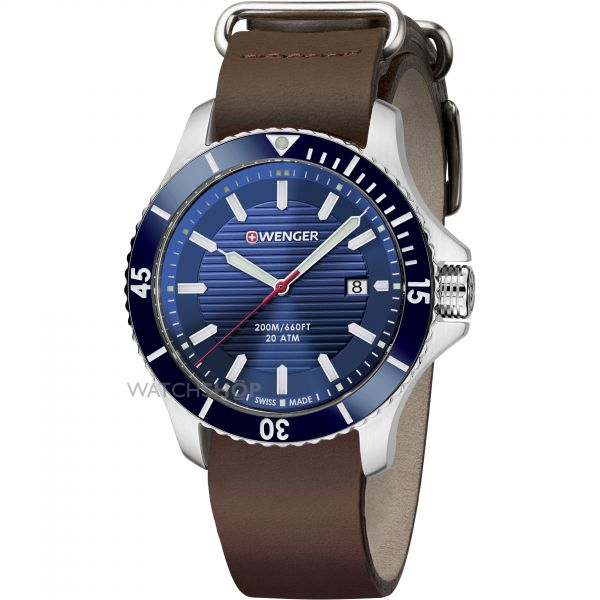 Mens Wenger Seaforce Watch 010641121