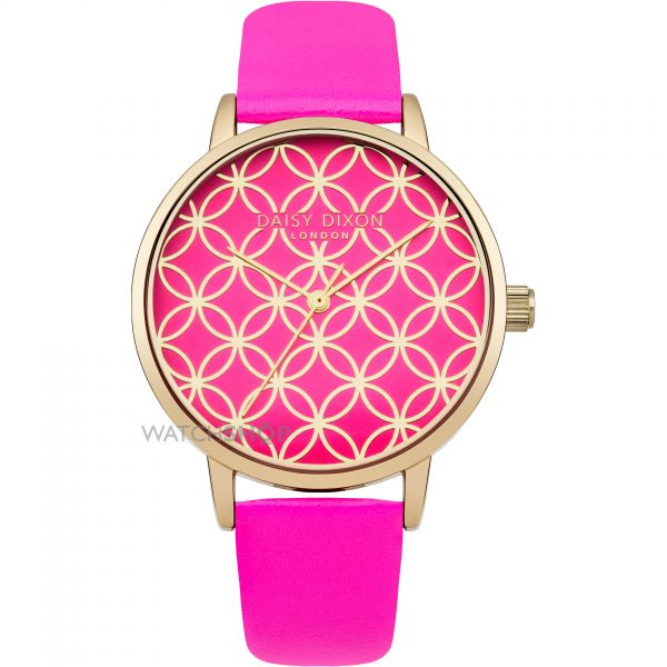 Ladies Daisy Dixon Penny Watch DD034PG