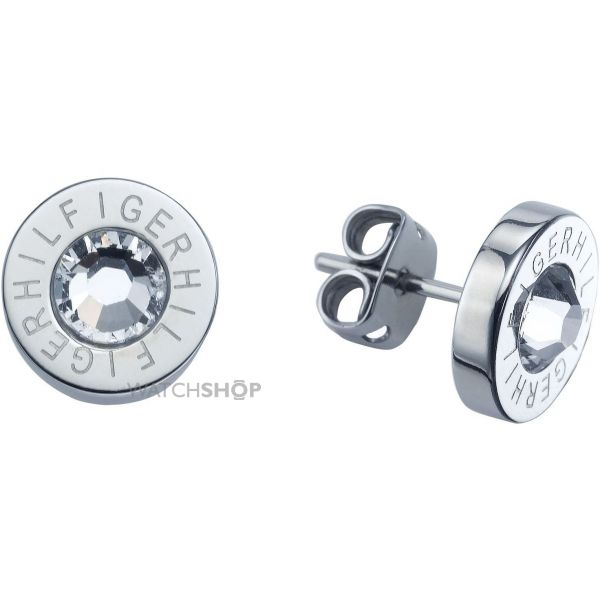 Ladies Tommy Hilfiger Stainless Steel Earrings 2700259
