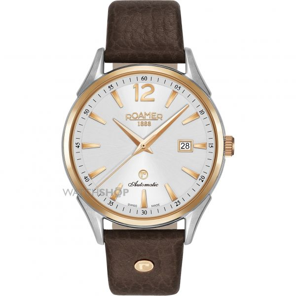 Mens Roamer Swiss Matic Automatic Watch 550660492505