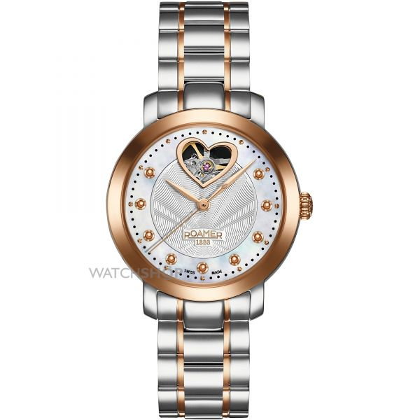Ladies Roamer Lady Sweetheart Automatic Watch 556661461950