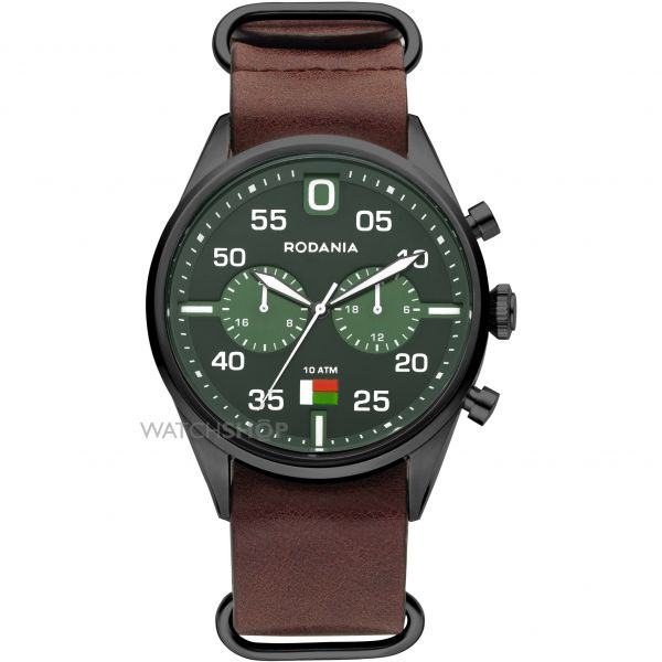 Rodania Gents Madagascar Gents strap Chronograph Watch RF2625728