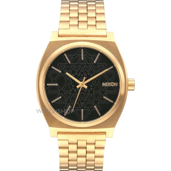 Mens Nixon The Time Teller Watch A045-2478