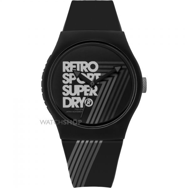 Unisex Superdry Urban Retro Watch SYG181B