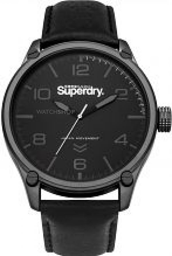 Mens Superdry Military Watch SYG200BB