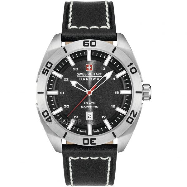 Mens Swiss Military Hanowa Champ Watch 6-4282.04.007