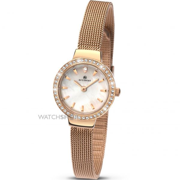Ladies Accurist Watch 8143
