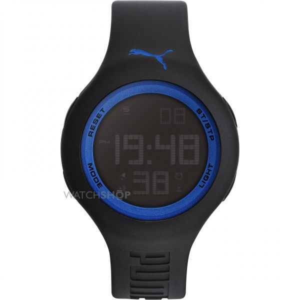 Unisex Puma PU91080 - metallic blue Alarm Chronograph Watch PU910801047