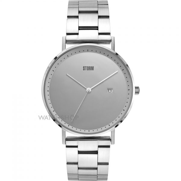 Mens STORM Kray Watch KRAY-SILVER