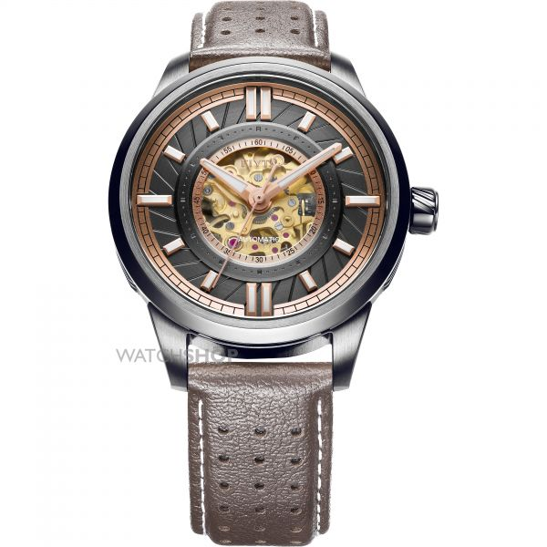 Mens FIYTA Yachtsman Automatic Watch WGA866007.BBK
