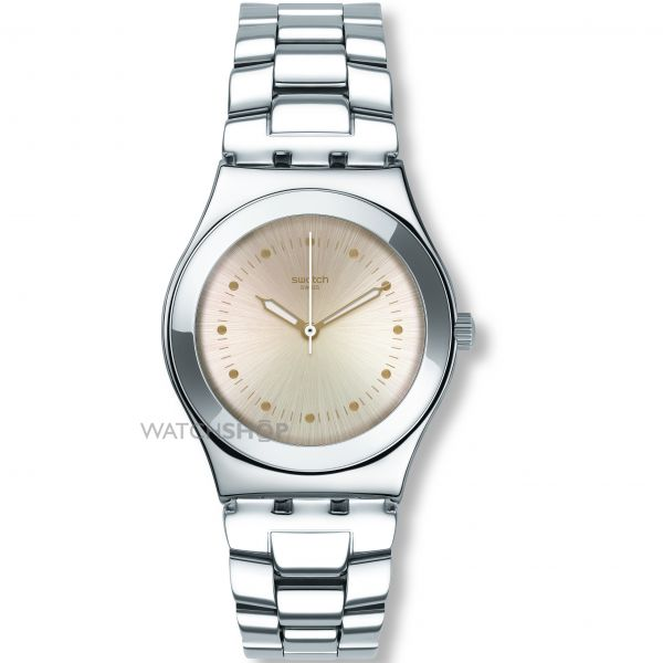 Ladies Swatch Puntagialla Watch YLS197G