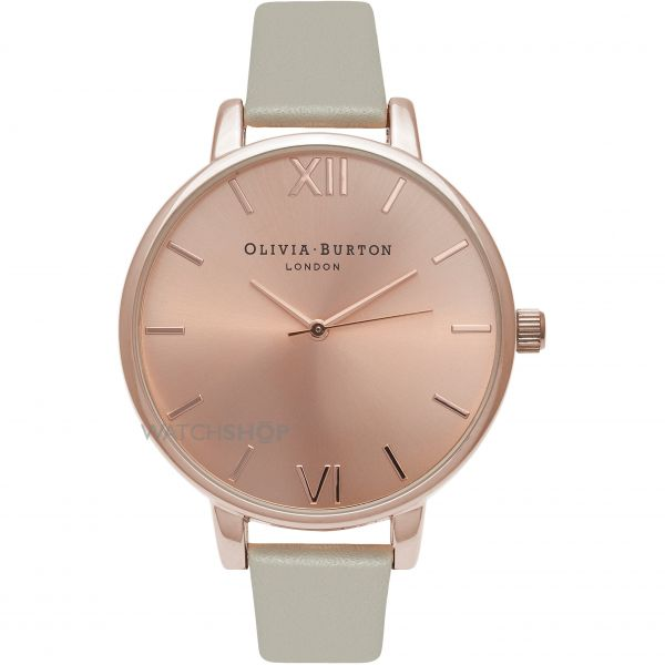 Ladies Olivia Burton Big Dial Watch OB16BD98