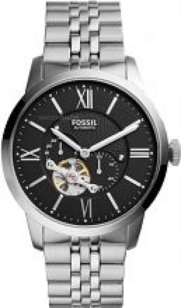 Mens Fossil Mechanicals Automatic Watch ME3107