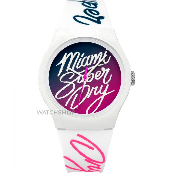 Ladies Superdry Urban Ombre Flash Watch SYL180WP