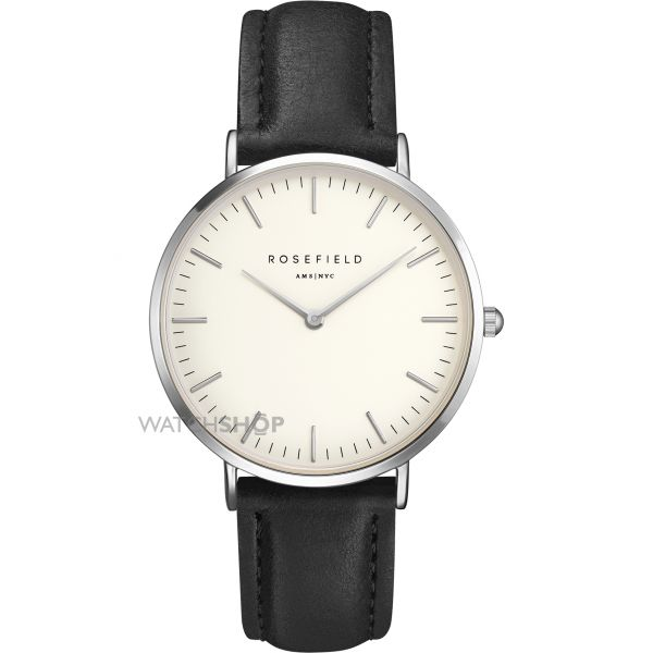 Unisex Rosefield Bowery Watch BWBLS-B2