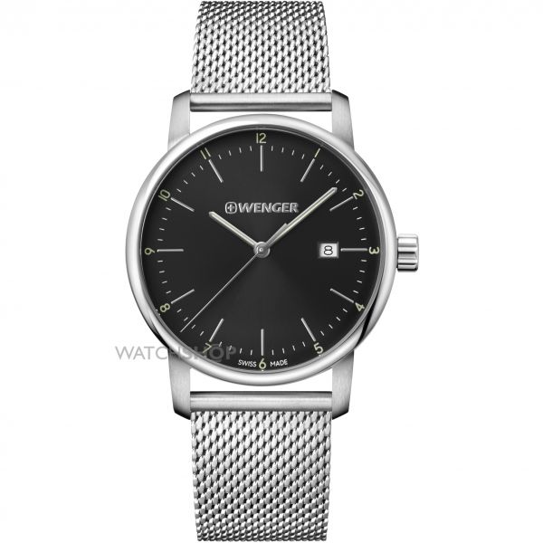 Mens Wenger Urban Classic Watch 011741114