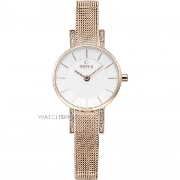 Ladies Obaku Watch V207LEVIMV